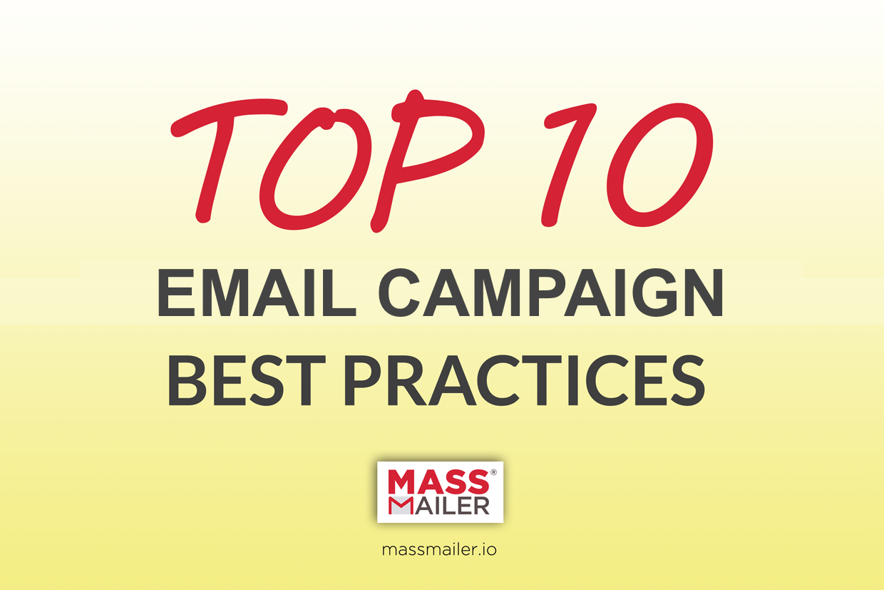 Top 10Email Newsletter Design BestPractices