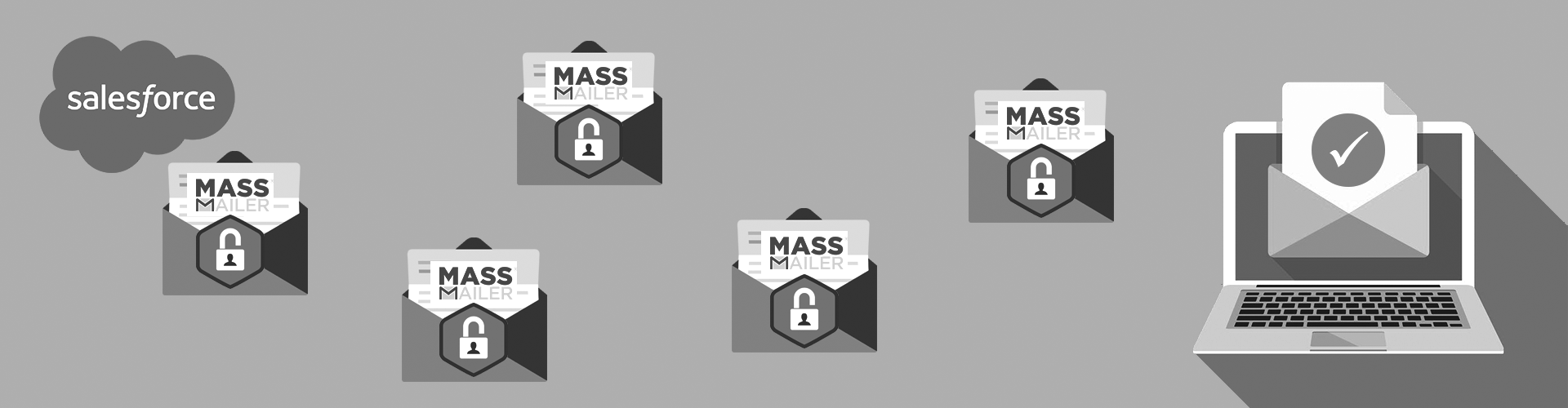 Don't let your Salesforce emails marked as Spam - MassMailer