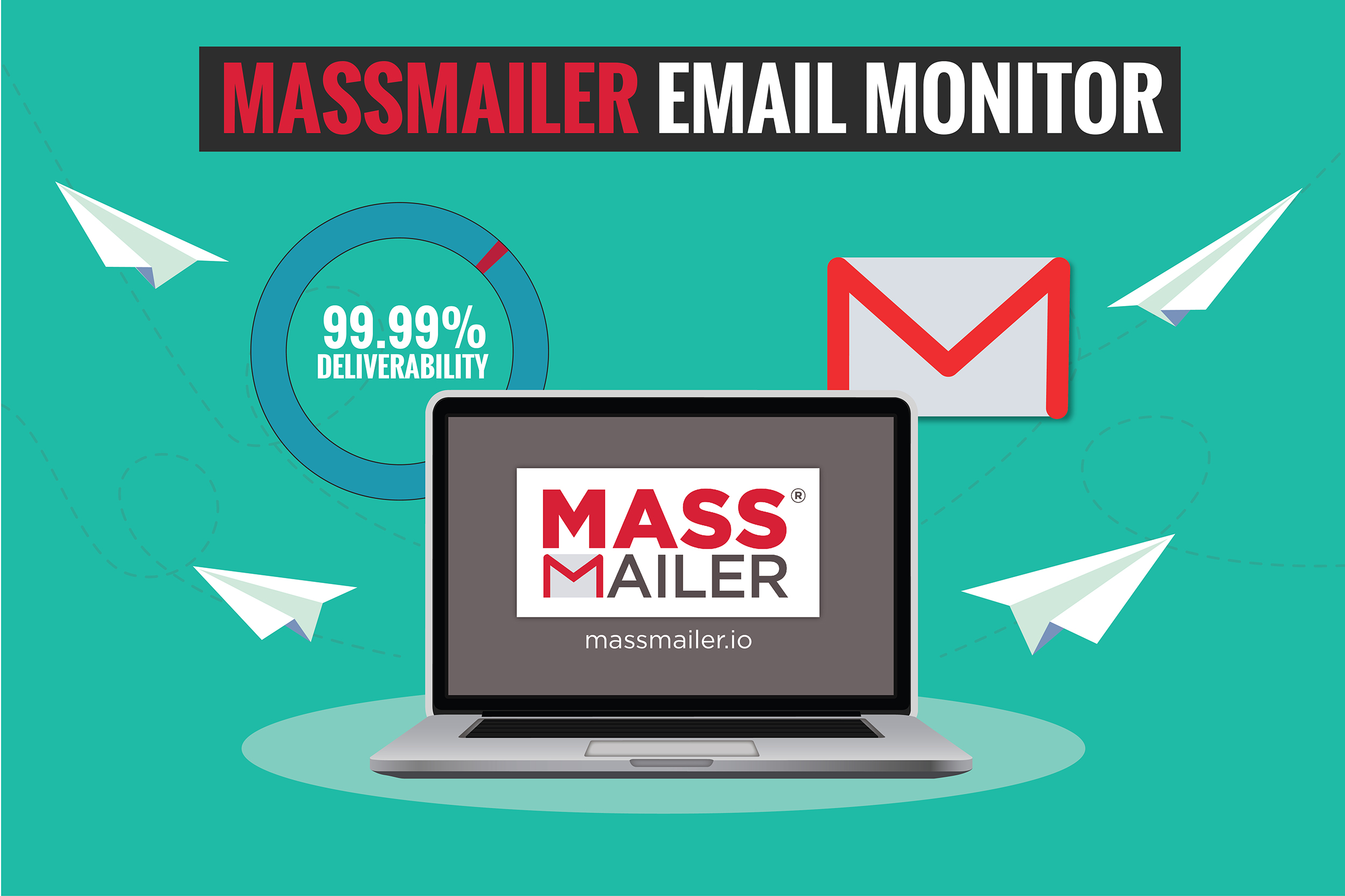 MassMailer Email Monitor for Email Reputation Management