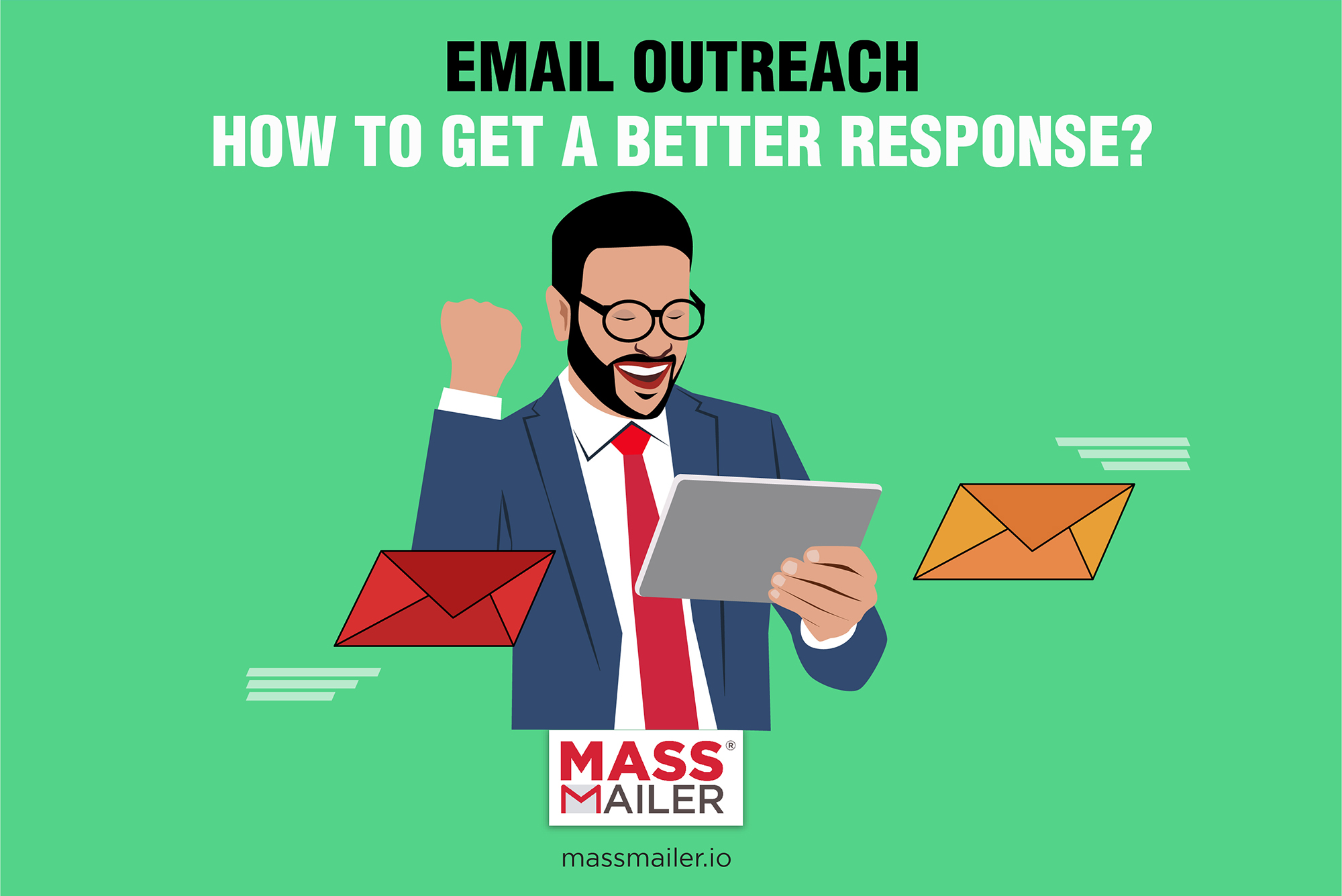 How to get a better response in your email outreach?