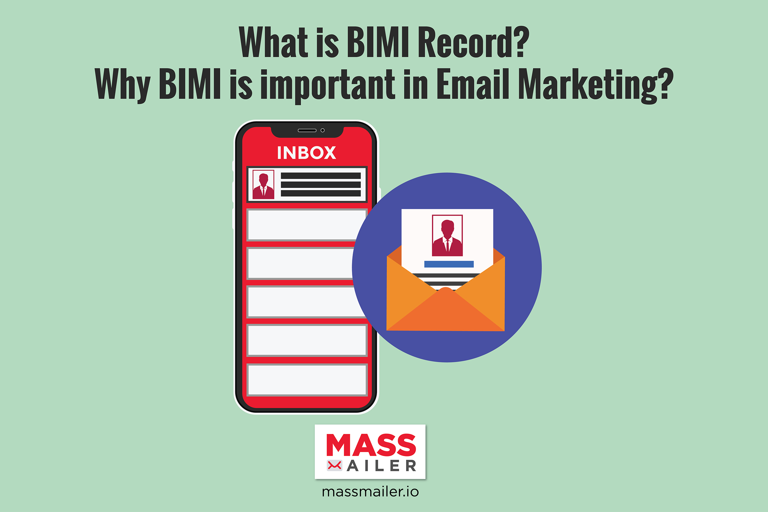 What is BIMI Record? Why BIMI is important in Email Marketing?