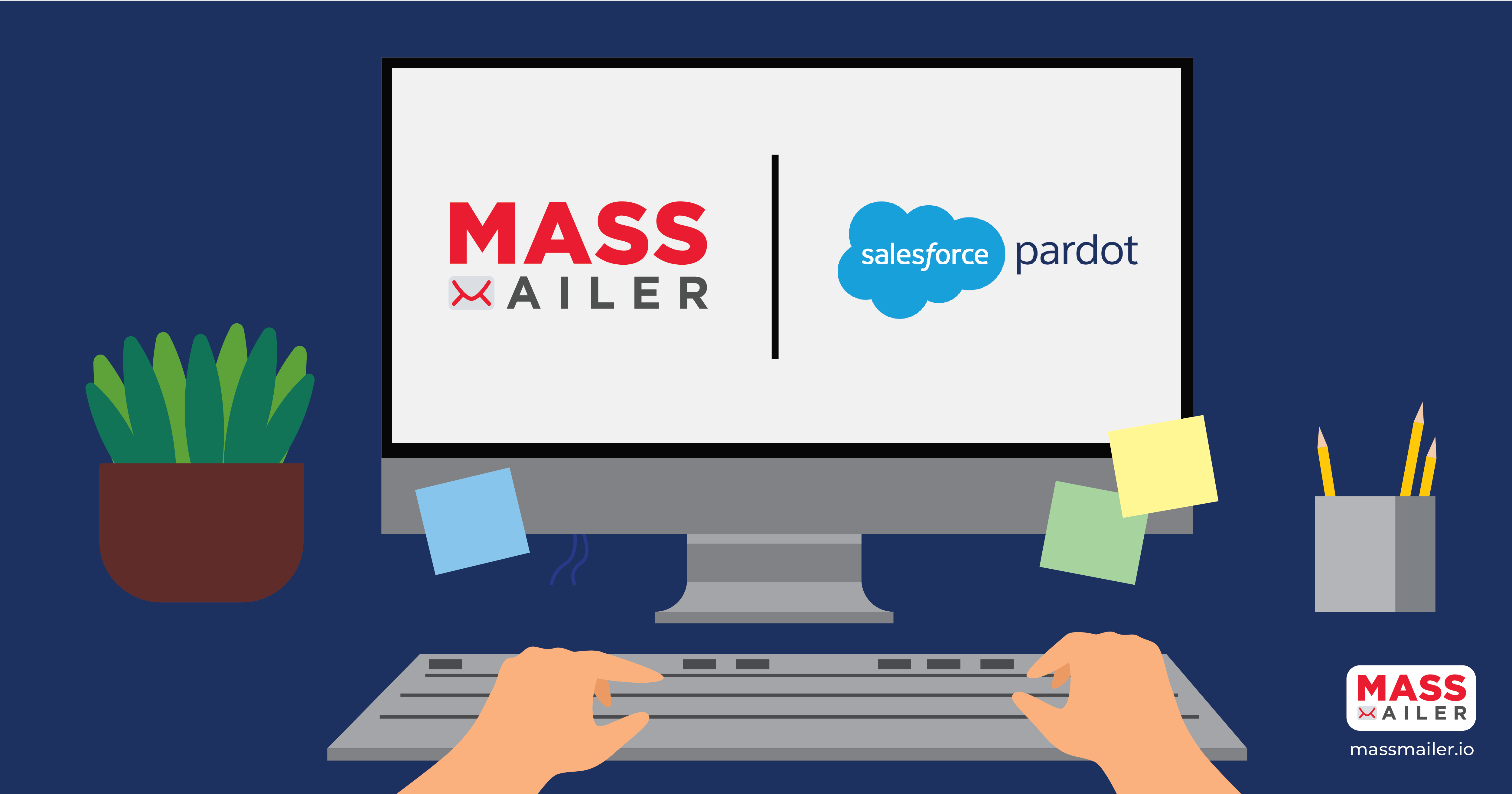 MassMailer vs Pardot - your Salesforce email campaign options